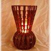 Luxa Flamelighting Chevron 32cm Table Lamp