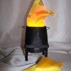 Luxa Flamelighting 5cm Silk Novelty Lamp Shade