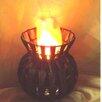 Luxa Flamelighting Chevron 19cm Table Lamp