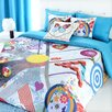 Divayne Rubi 100% Cotton Duvet Set