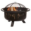 Blue Rhino Uniflame Outdoor Fire Pit