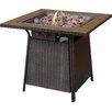 Blue Rhino Uniflame Tile Mantel Gas Fire bowl