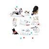 Hanna Melin Happy Dogs Playing Art Print