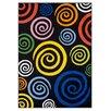 Theko Happy Multi-Coloured Area Rug