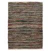Theko Handgewebter Teppich Modern Weave in Bunt