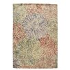 Theko Wool Design 3D Hand-Tufted Multi-Coloured Area Rug
