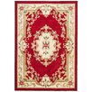 Theko Versailles Classic Red Rug
