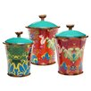 Tracy Porter Magpie 3-Piece Canister Set