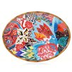 Tracy Porter Magpie Oval Platter