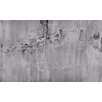 "Washington Wallcoverings Factory II 20.5"" x 396"" Vinly Roll in Faux Concrete Mural"