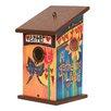 Enter 12.5 inch x 7 inch x 7 inch Birdhouse - Studio M Birdhouses