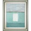 Classy Art Wholesalers Azure 2 by Caroline Framed Painting Print