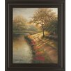 Classy Art Wholesalers Morning Light I by Michael Marcon Framed Painting Print