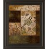 Classy Art Wholesalers Evening Forest II by Nan Framed Graphic Art