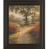 Classy Art Wholesalers Morning Light II by Michael Marcon Framed Painting Print