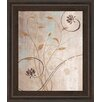 Classy Art Wholesalers Spring Meadow I by Nan Framed Graphic Art