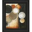 Classy Art Wholesalers Tangents II by Kimberly Poloson Framed Painting Print