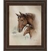 Classy Art Wholesalers Race Horse I by Ruane Manning Framed Photographic Print