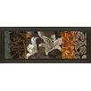 Classy Art Wholesalers Evanescent II by Keith Mallet Framed Graphic Art