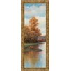 Classy Art Wholesalers Slow River I by Carol Robinson Framed Painting Print