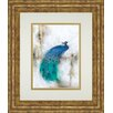 Classy Art Wholesalers Jewel Plume by J.Prior Framed Graphic Art