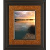 Classy Art Wholesalers Irish Dawn by Janel Pahl and Mossy Oak Nativ Living Framed Photographic Print