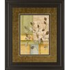 Classy Art Wholesalers Urban Garden II by Norm Olson Framed Graphic Art