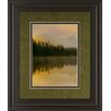 Classy Art Wholesalers Twilight Reflection I by Danita Delimont and Mossy Oak Nativ Living Framed Photographic Print