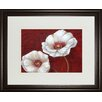 Classy Art Wholesalers Prized Blooms II by Nan Framed Graphic Art