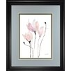 Classy Art Wholesalers 'Floral Sway II' by Lanie Loreth Framed Painting Print