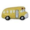 Nifty Nob School Bus Novelty Knob