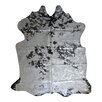 Deco Hides Handmade Silver Area Rug