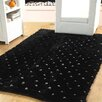 Affinity Home Collection Hand-Woven Black Indoor Area Rug