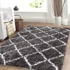 Affinity Home Collection Hand-Woven Gray Area Rug