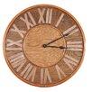 "Brandt Works LLC Oversized 25"" Maritime Legend Wall Clock"
