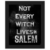 Click Wall Art 'Not Every Witch Lives