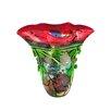 Dale Tiffany Henton Art Glass Vase