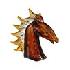 Dale Tiffany Art Horse Figurine