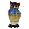 Dale Tiffany Big Owl Figurine