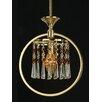 Dale Tiffany Ryder 1 Light Mini Pendant