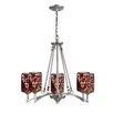 Dale Tiffany Windslow 5 Light Mini Chandelier