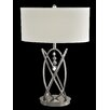 "Dale Tiffany Jupiter 24.5"" H Table Lamp with Drum Shade"