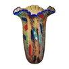 Dale Tiffany Haven Ruffle Vase