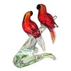 Dale Tiffany Love Birds Figurine