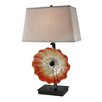 """Dale Tiffany Titian 28.5"""" H Table Lamp with Rectangular Shade"""