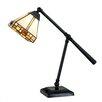 "Dale Tiffany Sundance Pivot Desk 21"" Table Lamp"