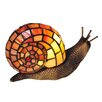 "Dale Tiffany Snail 5.75"" Table Lamp"