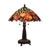 "Dale Tiffany Aspen Birch 22.5"" Table Lamp"