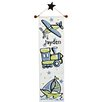 Renditions by Reesa Personalized Transportation Growth Chart