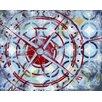 Renditions by Reesa Compass Canvas Art